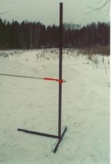 Планка для прыжков в высоту алюминиевая 3м.
