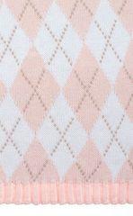 Плед детский 100х150 Luxberry Imperio 252 розовый