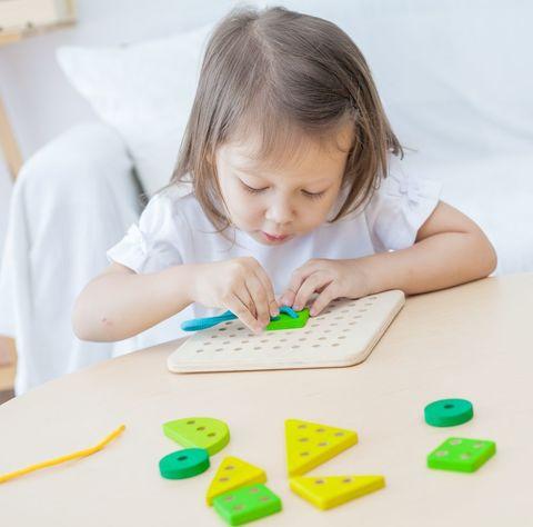 Набор со шнуровкой Планшет Plan Toys