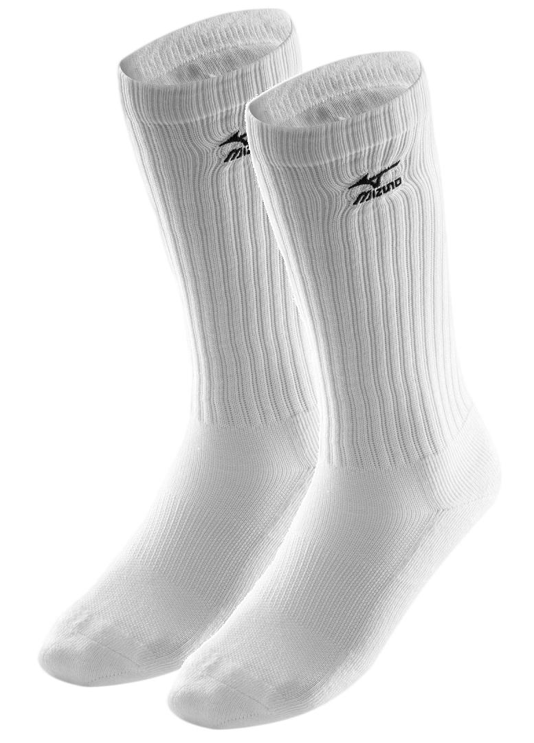 Волейбольные гольфы Mizuno Volley Sock Long (67XUU7161 01) белые