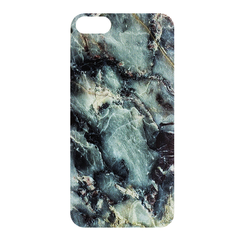 Чехол для IPhone 5/5S Green Marble