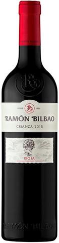 Вино Bodegas Ramon Bilbao, Crianza, Rioja DOC, 0.75 л