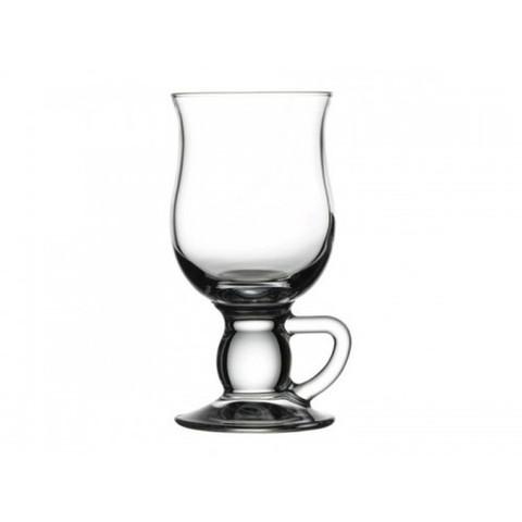Набор кофейных кружек на ножке Pasabahce Irish Coffee 270 мл 2 пр (44159)