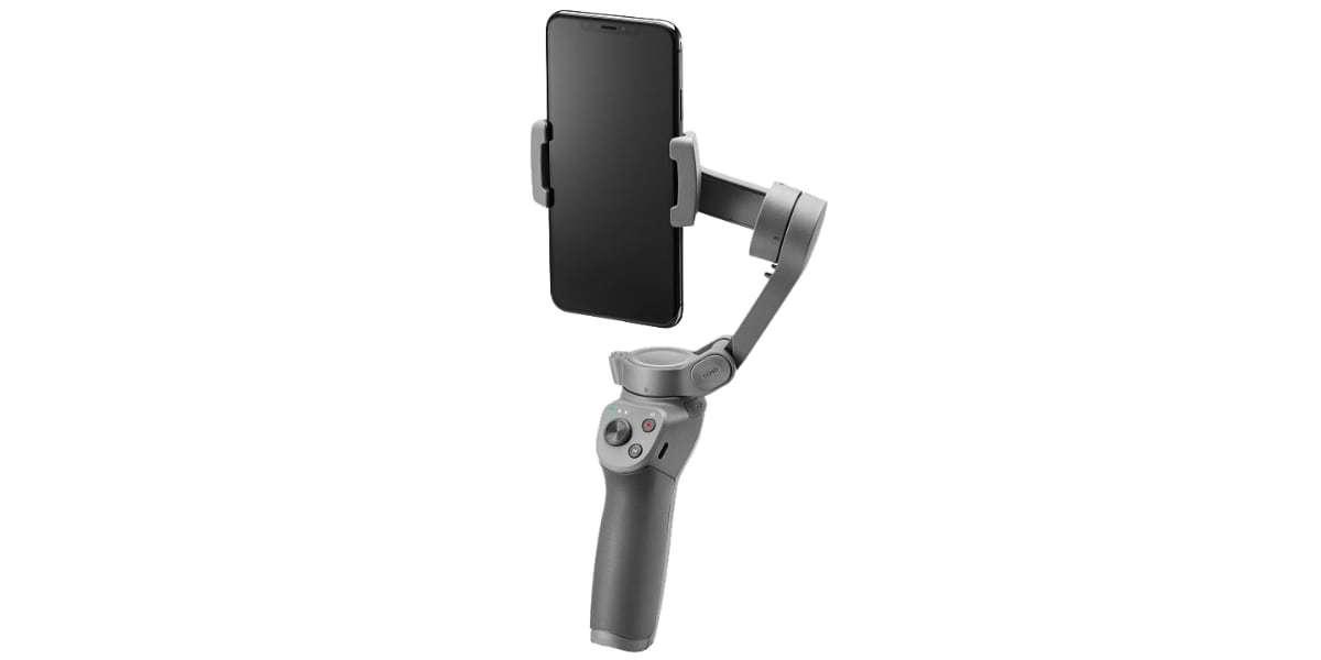 Стабилизатор DJI OSMO Mobile 3 со смартфоном