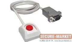 Красная кнопка для Secret Disk Server NG