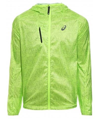 Asics M's Fujitrail Packable Jacket Ветровка мужская