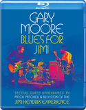 Gary Moore / Blues For Jimi (Blu-ray)