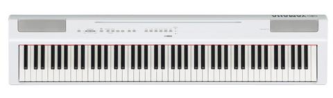 Цифровые пианино Yamaha P-125