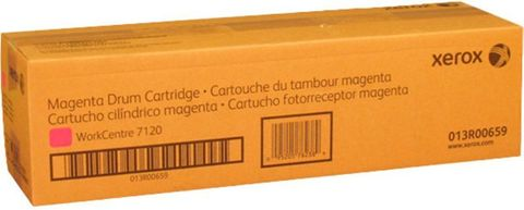 Барабан пурпурный XEROX 013R00659 для WC 7120/7125/7220/7225. Ресурс 51000 страниц