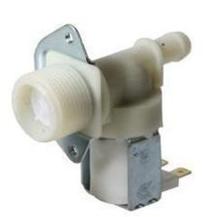 Заливной электромагнитный клапан 1Wx180, D10mm для стиральной машины Канди 90422130u