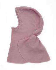 Шлемик ManyMonths, Нежно-розовый (шерсть мериноса 100%)