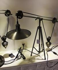лампа настольная  винтаж  36-06 by INDUSTRIAL INFECTIONAL
