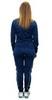 Женский спортивный костюм асикс Tracksuit Polywarp (130830 8052) синий