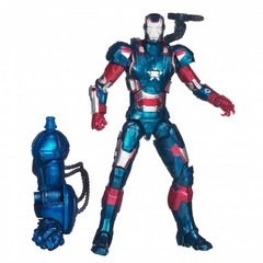 Iron Man 3 Marvel Legends Series 02 - Iron Patriot