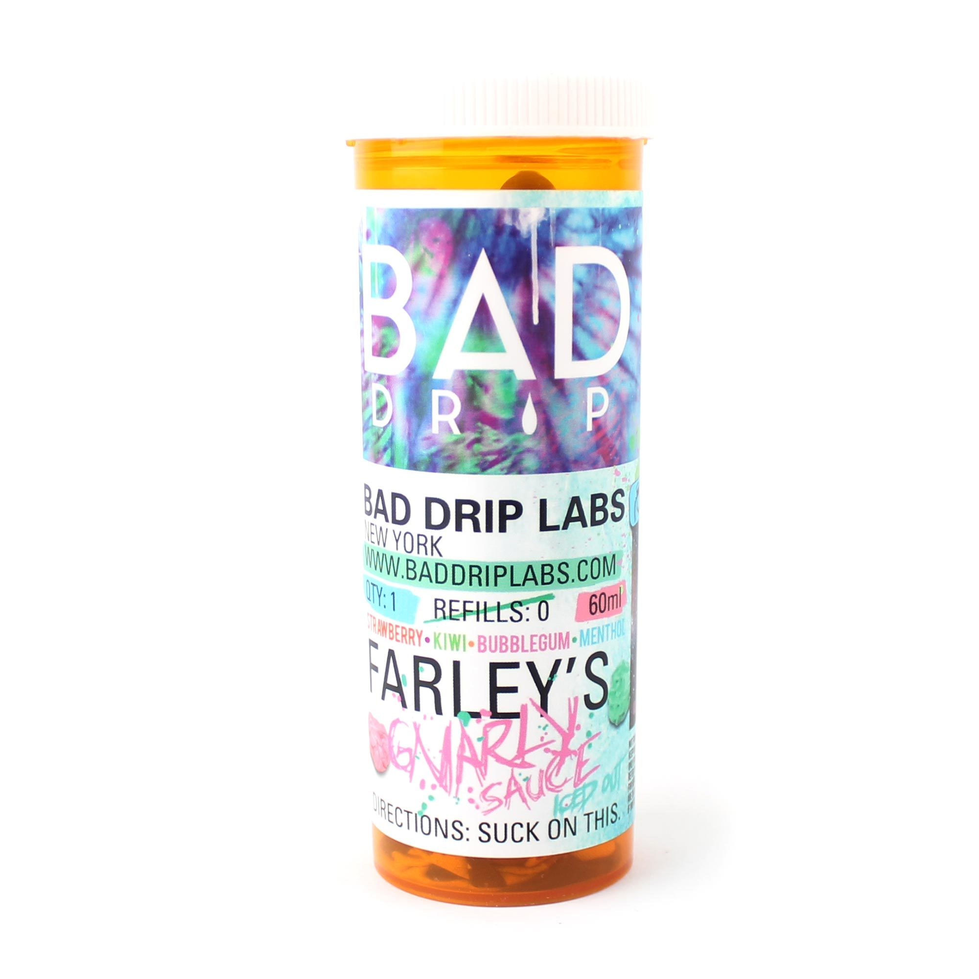 Жидкость Bad Drip Iced Farley's Gnarly Sauce 60 мл
