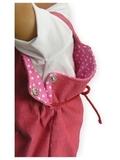 Полукомбинезон из вельвета - Детали. Одежда для кукол, пупсов и мягких игрушек.