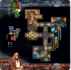 Star Wars Imperial Assault: Anchorhead Cantina Skirmish