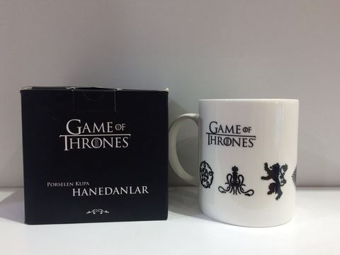 Cap - Game of Thrones Hanedanlar