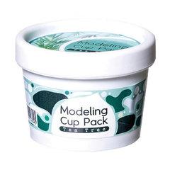 Inoface Teatree Modeling Cup Pack - Антисептическая альгинатная маска с экстрактом чайного дерева для проблемной кожи