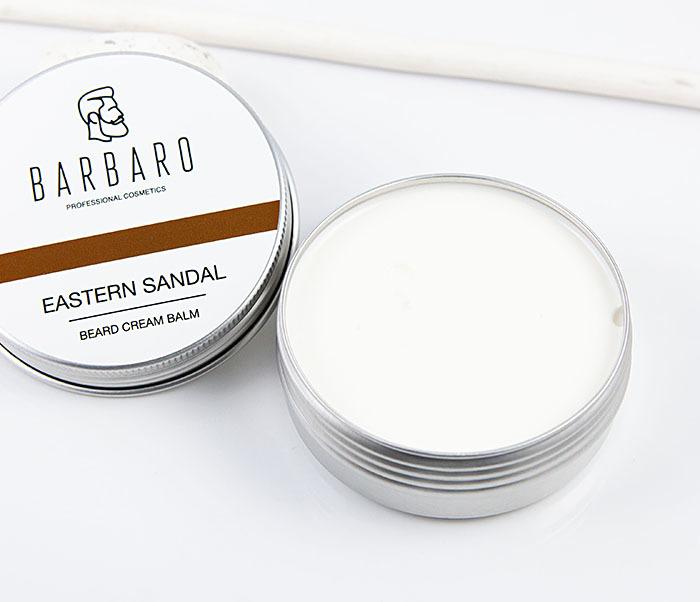 RAZ1010 Крем-бальзам с гиалуроновой кислотой Barbaro «Eastern sandal», 50 мл фото 05