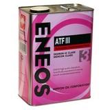 Eneos ATF Dexron III (4л) - Трансмиссионное масло
