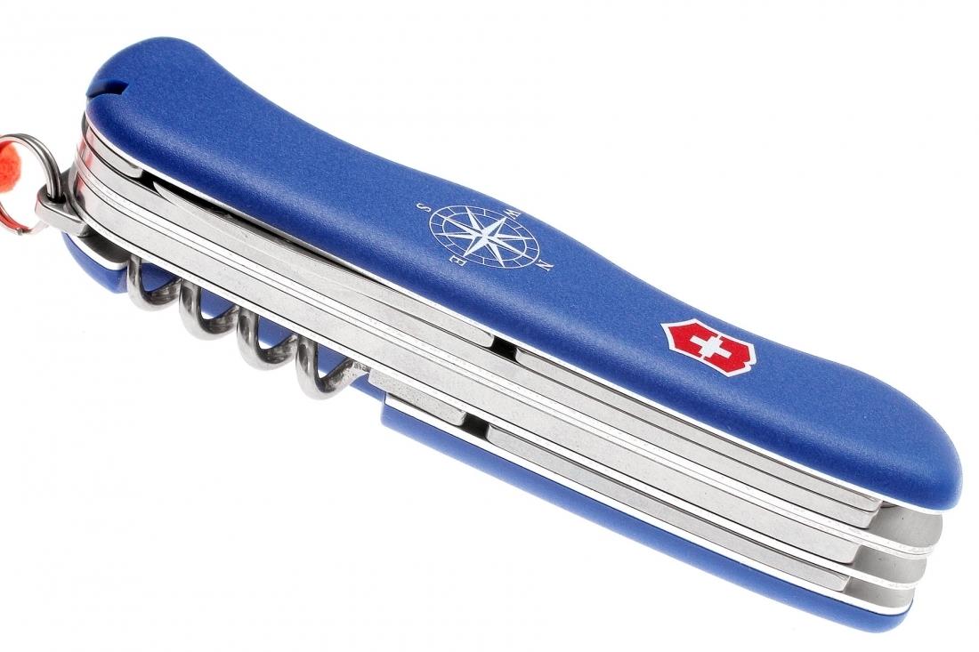 Складной нож Victorinox Skipper (0.9093.2WS) - Wenger-Victorinox.Ru