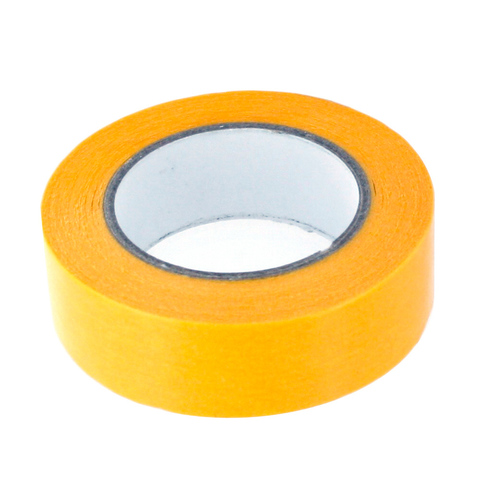 Precision Masking Tape 18mmx18m - Single Pack