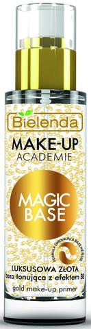 MAKE-UP ACADEMIE MAGIC BASE Золотая база с эффектом BB, 30 г