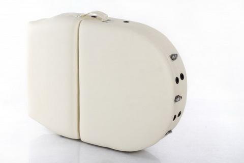 Массажный стол RESTPRO VIP OVAL 3 Cream (EU)
