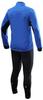 Мужской костюм для бега Noname Robigo (2000777-2000778) черный/лайм фото