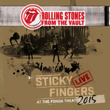 The Rolling Stones ‎/ Sticky Fingers - Live At The Fonda Theatre 2015 (3LP+DVD)