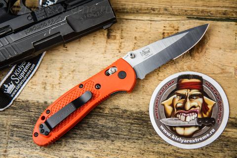 Складной нож Griptilian MDP 551S-ORG