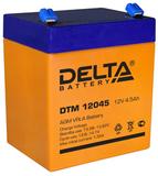Аккумулятор Delta DTM 12045 ( 12V 4,5Ah / 12В 4,5Ач ) - фотография
