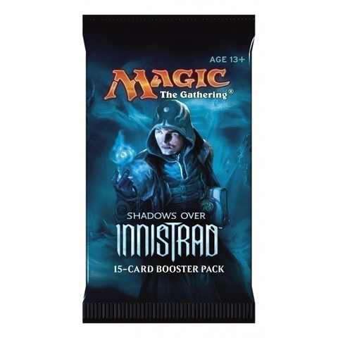 MTG: Shadows Over Innistrad Booster RU