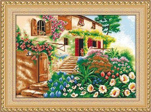 Лето - мозаичная картина