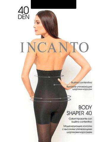 Колготки Body Shaper 40 Incanto
