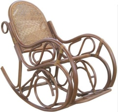 Кресло-качалка с подставкой 05/17