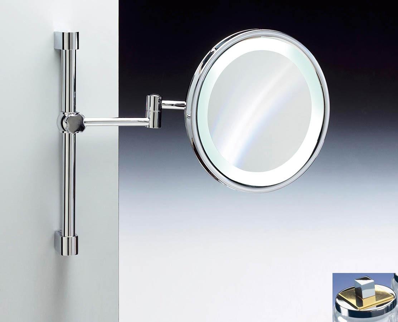 Зеркала Зеркало косметическое Windisch 99189CRO 3X elitnoe-zerkalo-kosmeticheskoe-99189cro-3x-ot-windisch-ispaniya.jpg
