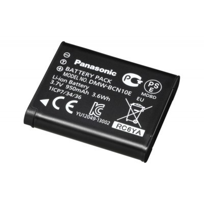 Аккумулятор Panasonic DMW-BCN10e для фотоаппарата Панасоник DMC-LF1, DMC-LF1K, DMC-LF1W