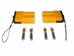 Разъем электрический 175А желтый