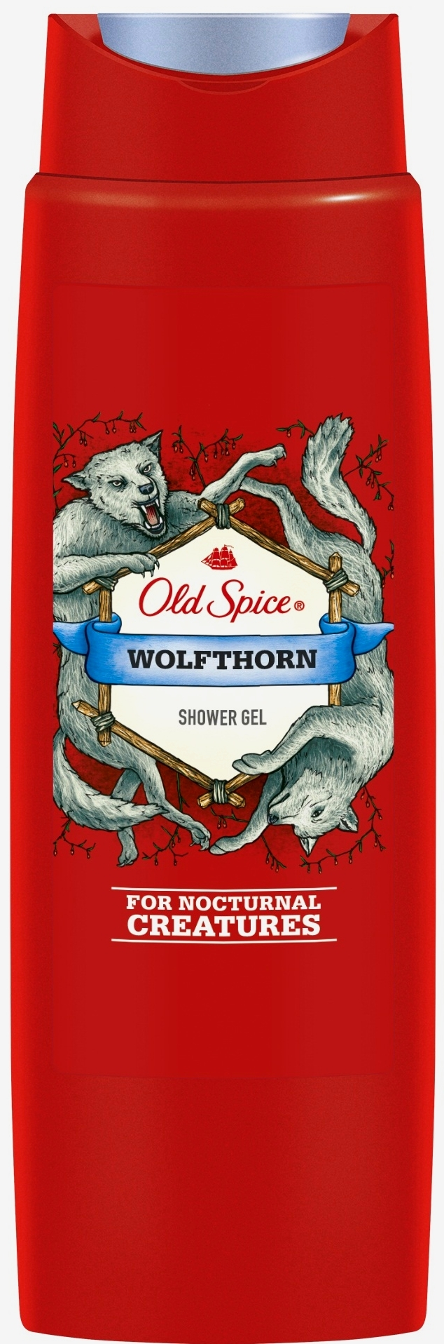 Old Spice. Wolfthorn. Гель для душа