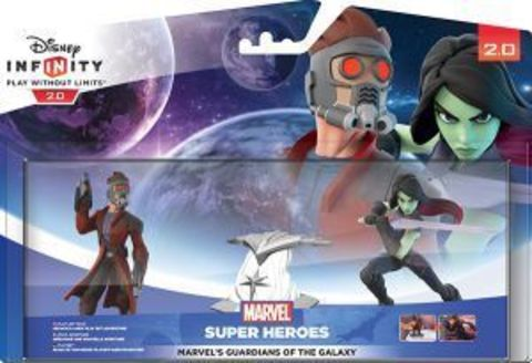Disney Infinity 2.0. Marvel. Набор