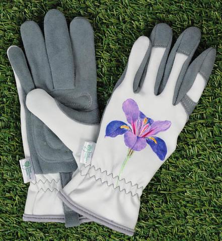 Садовые перчатки GOLD LEAF Малверн (Ирис)