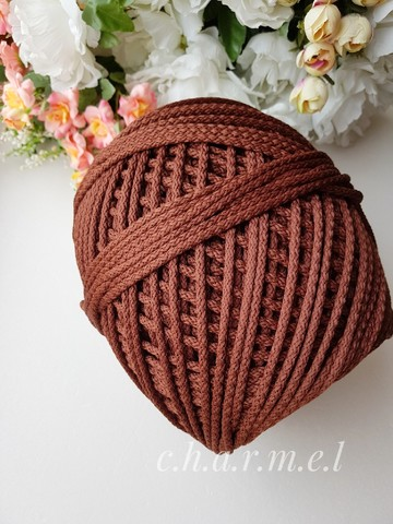 Шоколад Полиэфирный шнур 5 мм