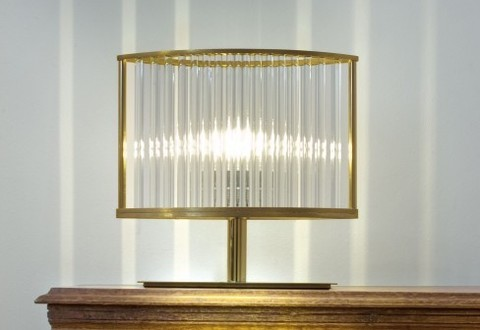replica Stilio Tischleuchte Messing ( gold ) table lamp