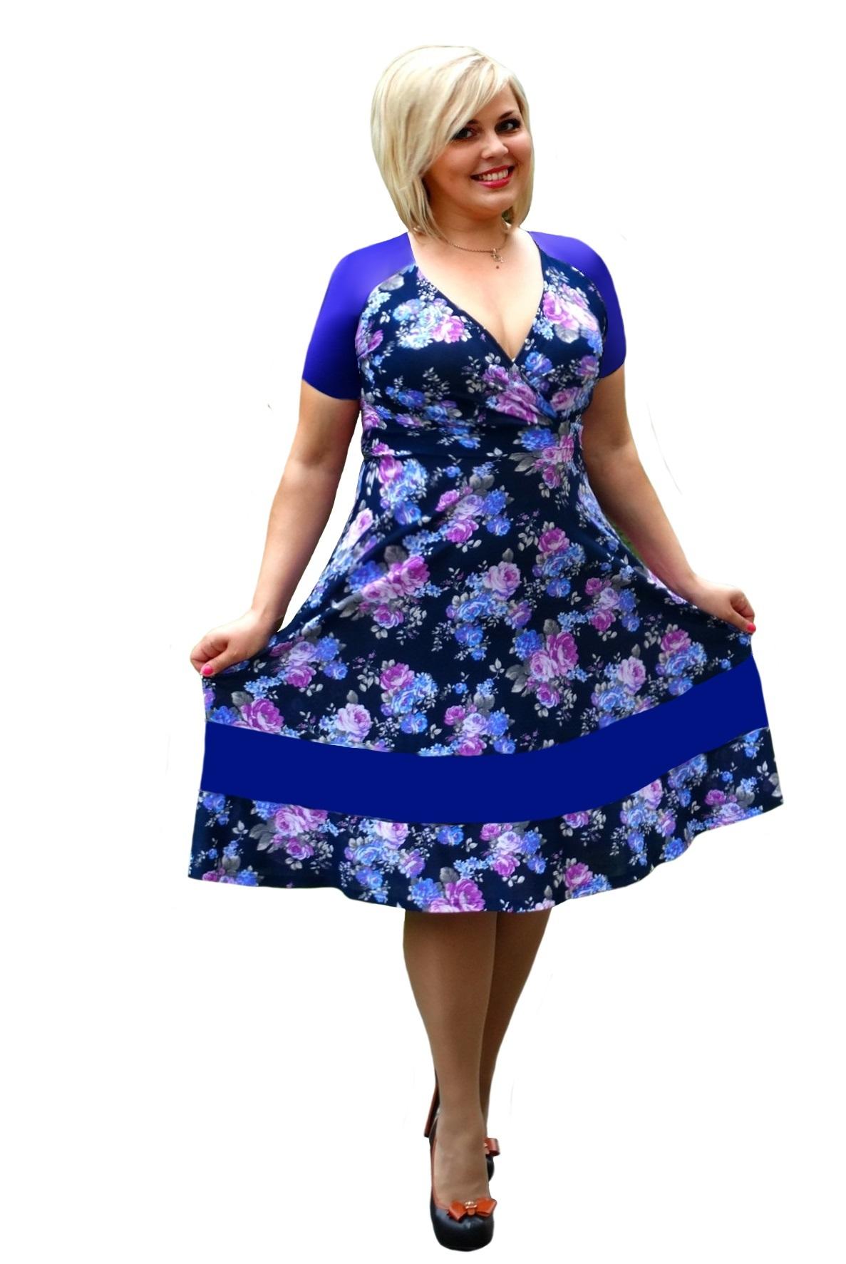 Платье 37-288