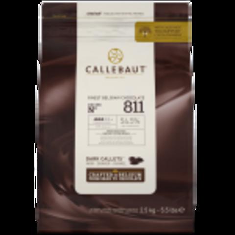 Тёмный Шоколад Callebaut 54,5%