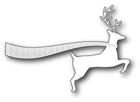 Ножи для вырубки Swift Reindeer craft die
