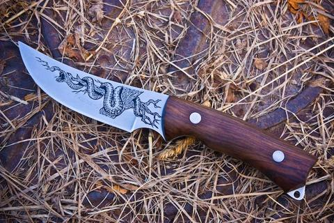 Охотничий нож Гюрза-2