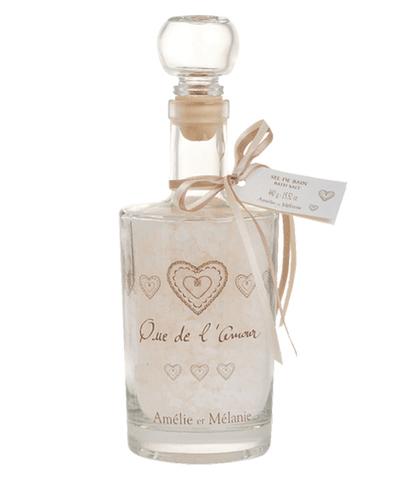 Соль для ванны Только любовь, Amelie et Melanie